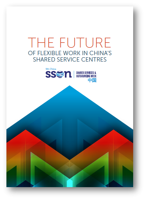 The Future of Flexible Work in China's Shared Services Centres.