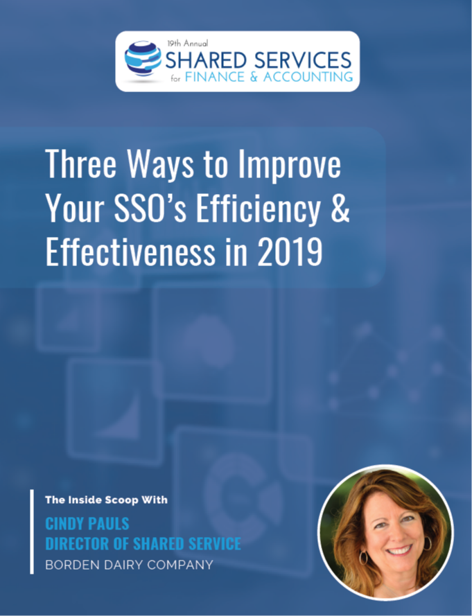 Three Ways to Improve Your SSO's Efficiency & Effectiveness in 2019