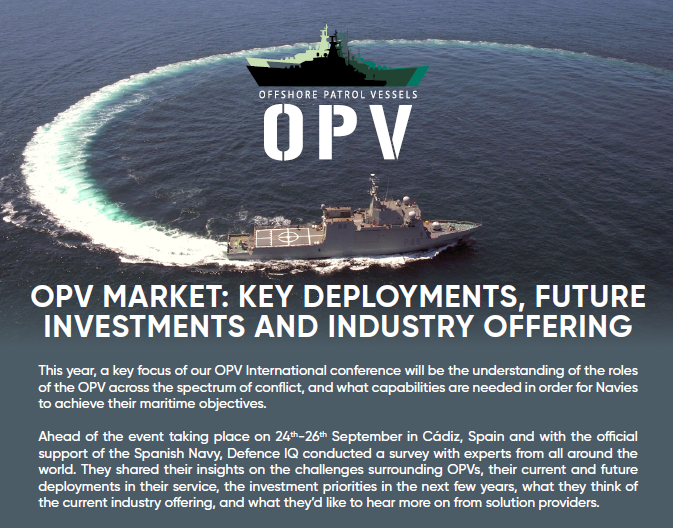 OPV market: Key deployments, future investments and industry offering
