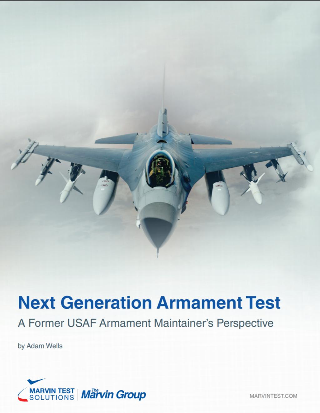 Next Generation Armament Test