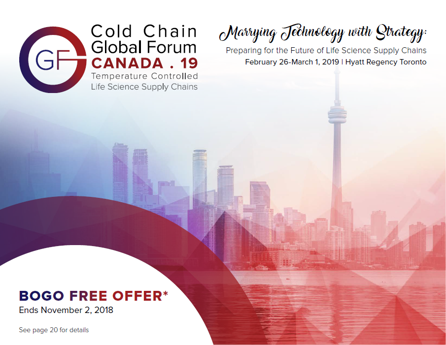 17th Cold Chain Global Forum Canada Agenda