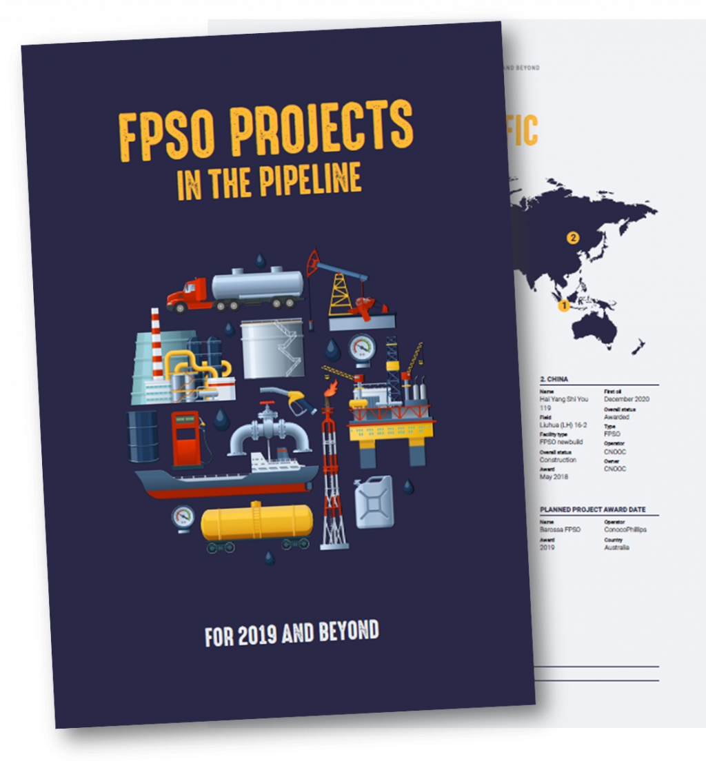FPSO Projects - Upcoming Pipeline