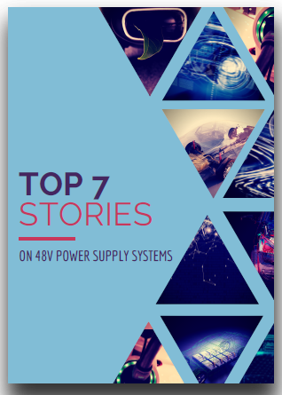 Top 7 stories on 48V Power Supply Systems in June 2018
