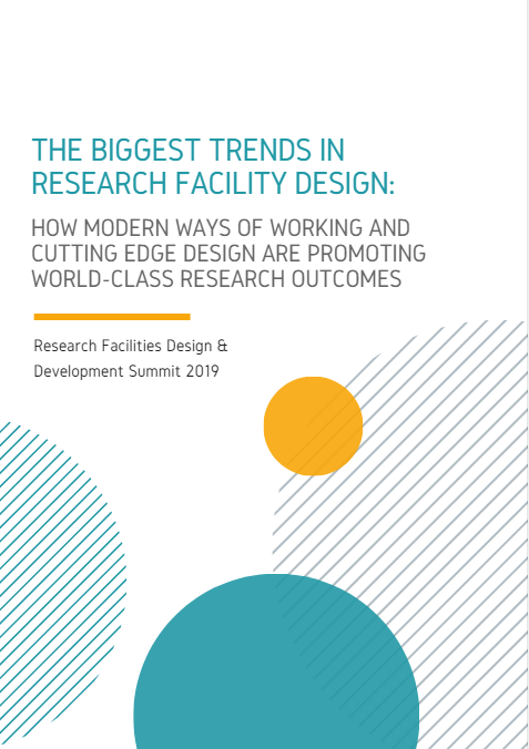The Biggest Trends in Research Facility Design: How Modern Ways of Working and Cutting Edge Design are Promoting World-Class Research Outcomes