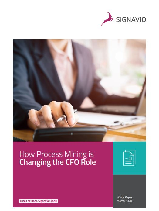 How Process Mining Changes the Modern Role of the CFO
