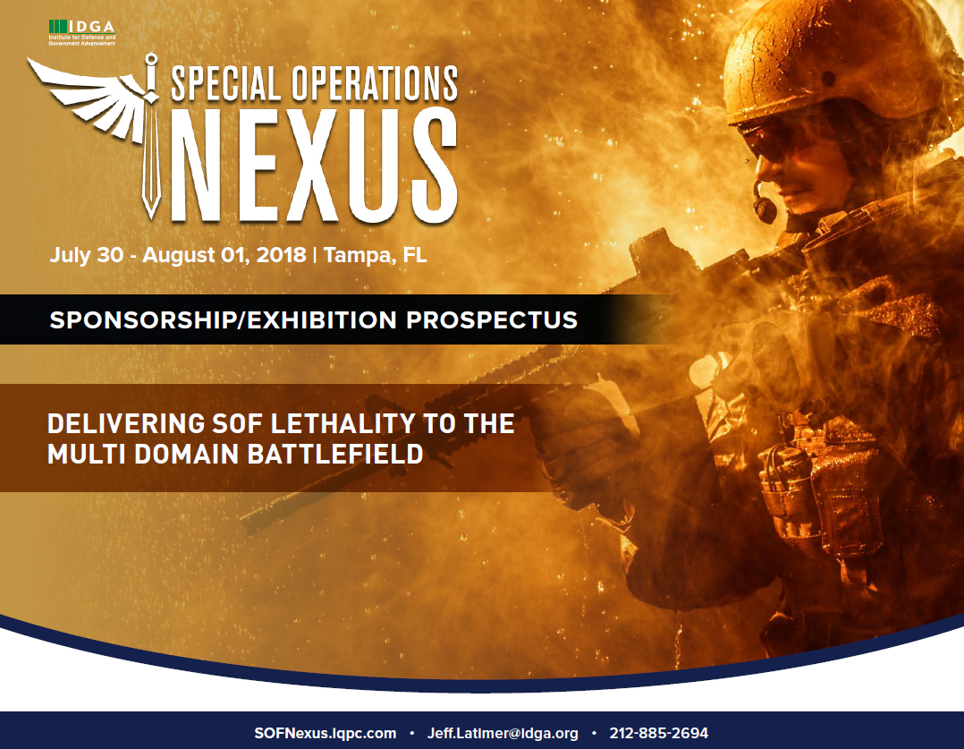 SOF NEXUS - Check out the Prospectus!