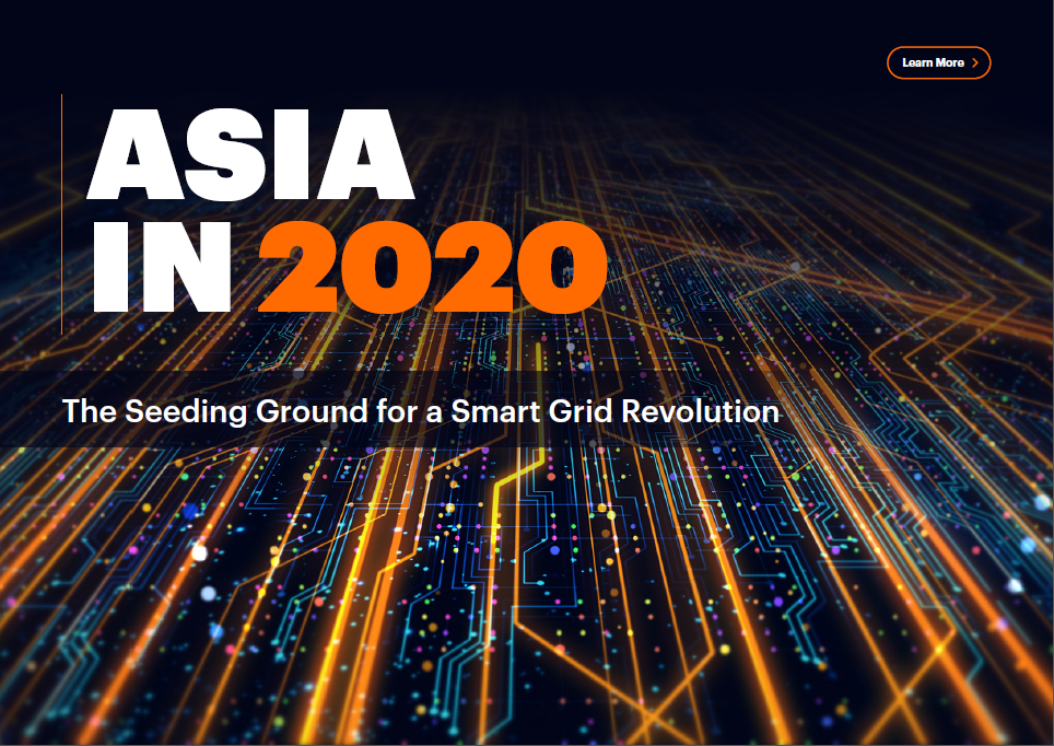Read the Article - Asia in 2020: The Seeding Ground for a Smart Grid Revolution