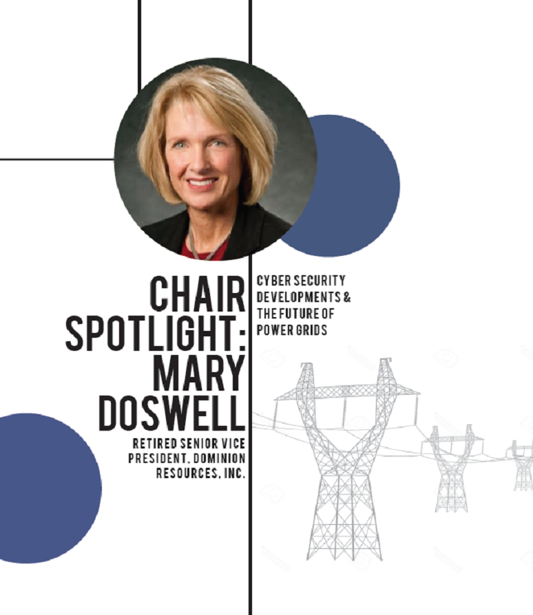 Exclusive Interview with Mary Doswell, Former Senior Vice President of Dominion Resources Inc.