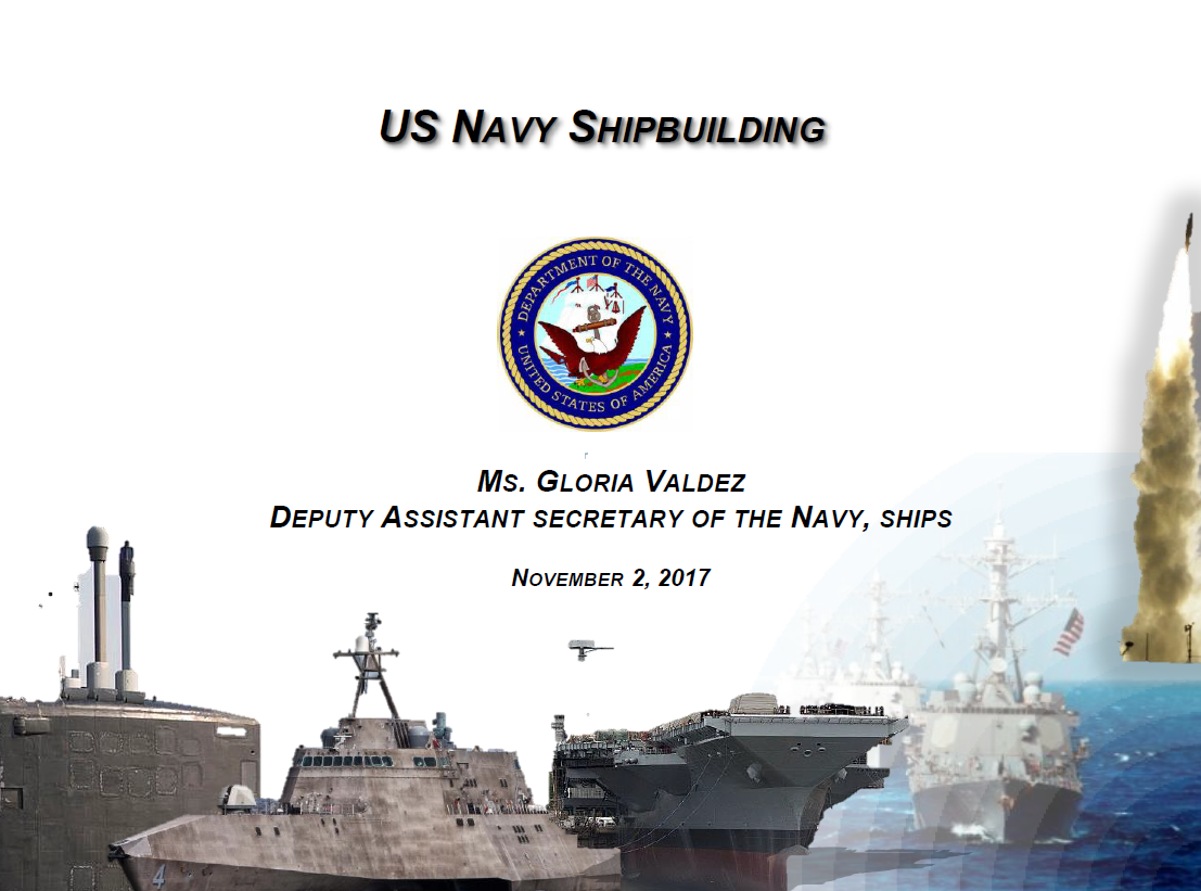 Impacts on the U.S. Navy's Ship Capability Strategy