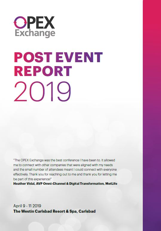 Post Event Report 2019