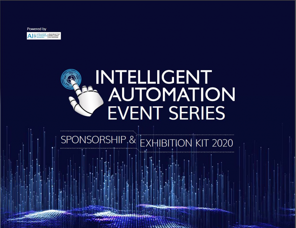 Intelligent Automation Series: Sponsorship & Exhibition Kit