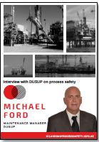 Interview with DUSUP on process safety