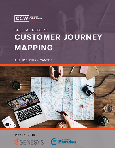 CCW Digital Special Report - Customer Journey Mapping