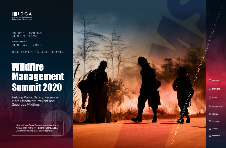 Wildfire Management 2020 Online Event Guide