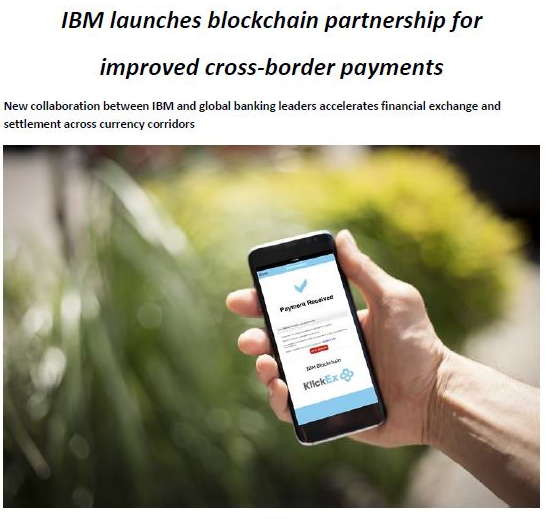 Implementing Blockchain Technology with IBM