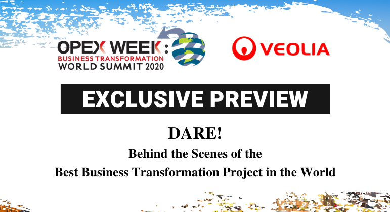 [Exclusive Book Preview] DARE! Behind the Scenes of the Best Business Transformation Project in the World