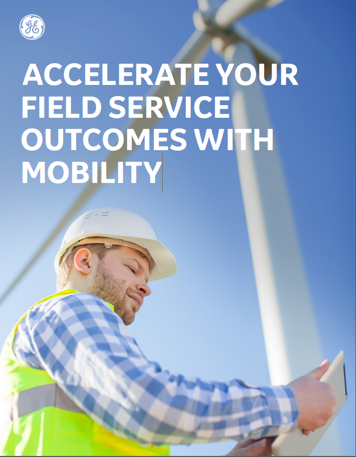 Accelerate Your Field Service Outcomes With Mobility