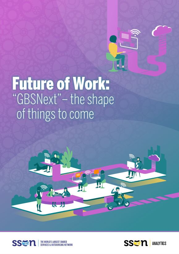 """Future Of Work: """"GBSNext"""" - The Shape Of Things To Come"""