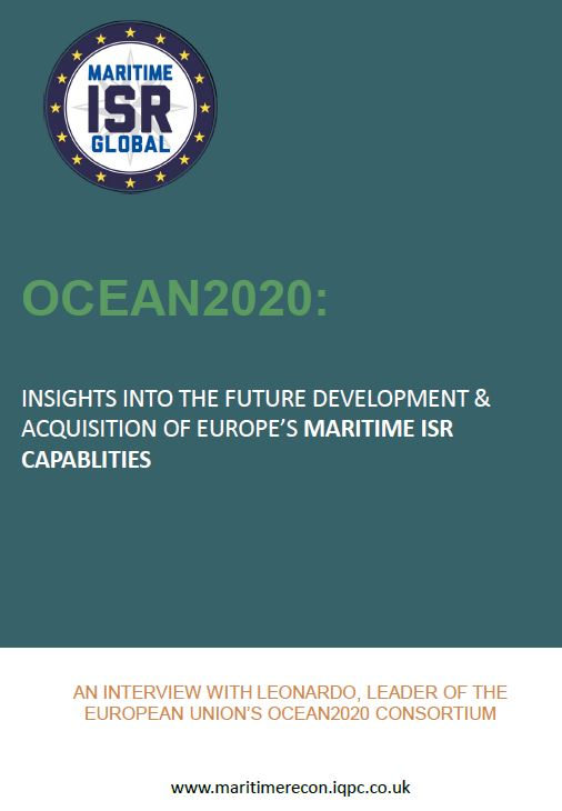OCEAN2020: Insights into the future development & acquisition of Europe's maritime ISR capabilities