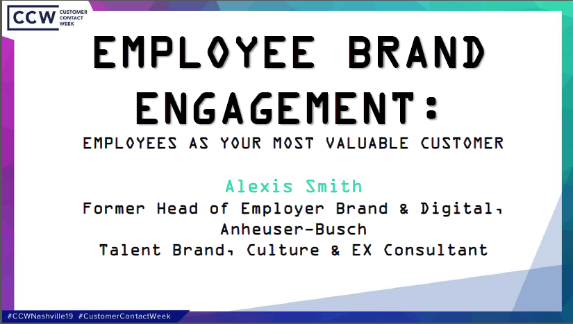 Treat Employees as Your Most Valuable Customer