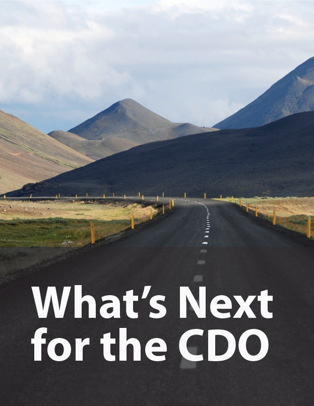 What's next for the CDO