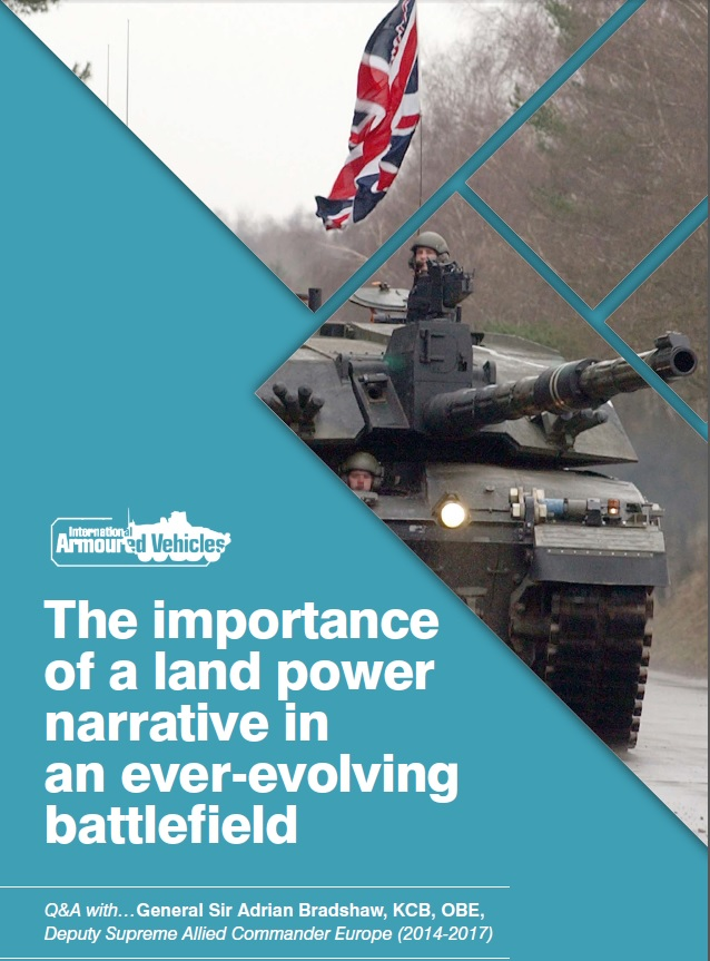 The importance of a land power narrative in an ever-evolving battlefield