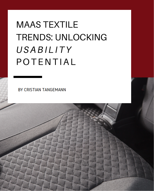 Seating Textile Trends for 2019: Unlocking Usability Potential