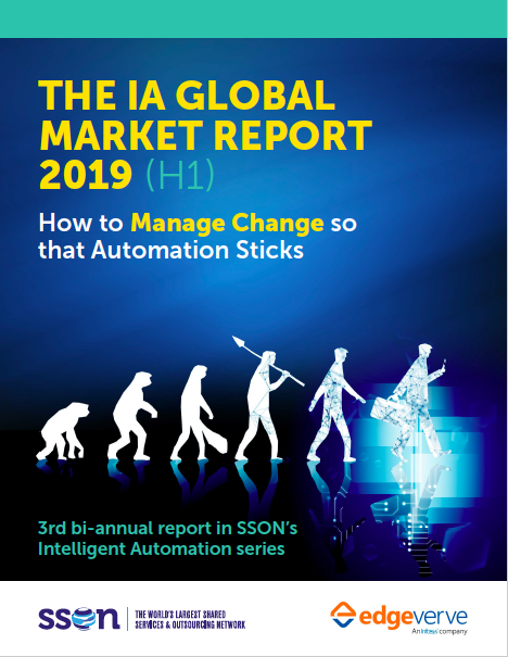 The IA Global Market Report: How to Manage Change so Automation Sticks