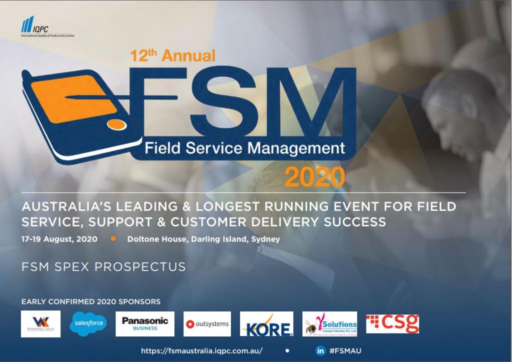 FSM 2020 Sponsorship Prospectus