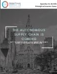 Autonomous Supply Chain is Coming