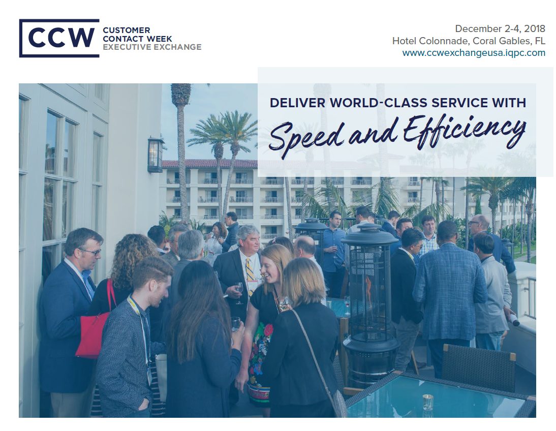 View the Event Guide: CCW Executive Exchange Agenda