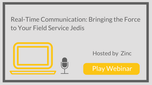 Real-Time Communication: Bringing the Force to Your Field Service Jedis