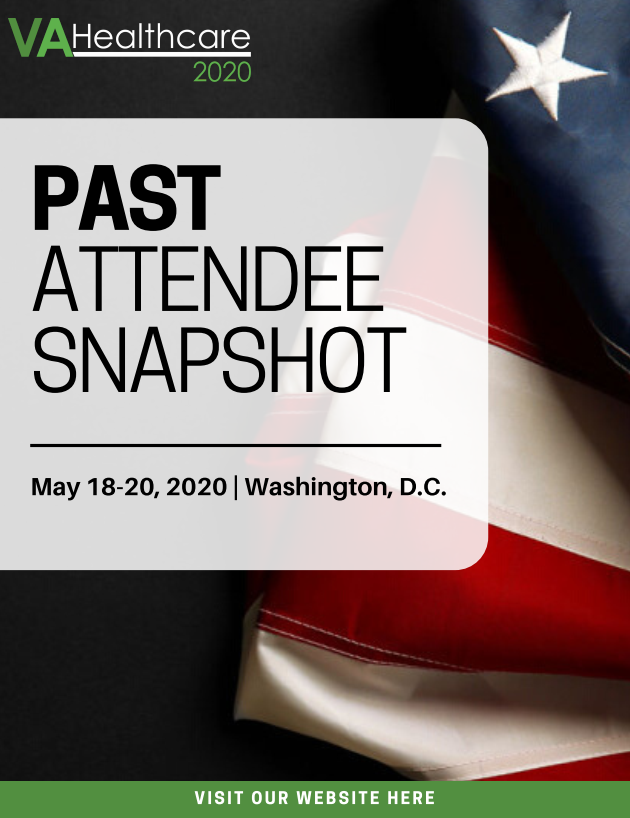 VA Healthcare 2020 - Past Attendee List