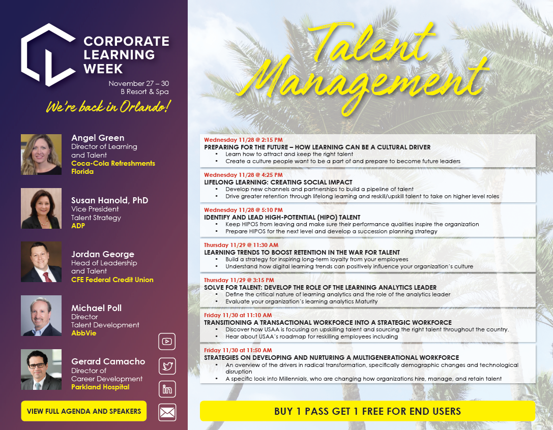 Talent Management Focus at CLW