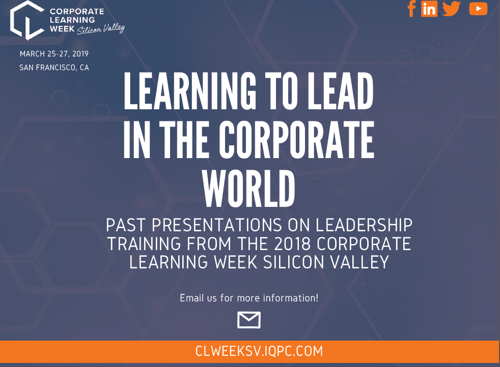 Learning to Lead in the Corporate World