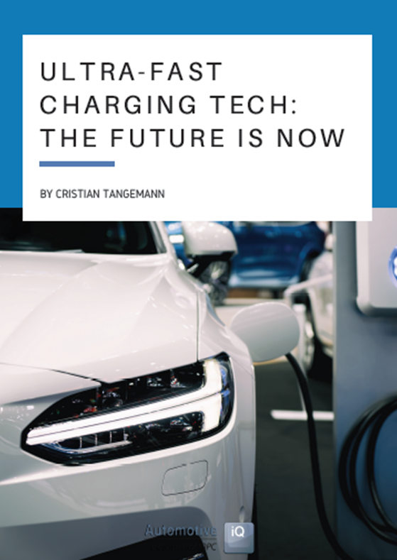 Article on Ultra-Fast Charging Tech: The Future is Now