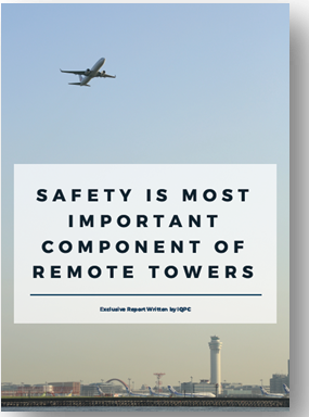 Safety is most important component of remote towers