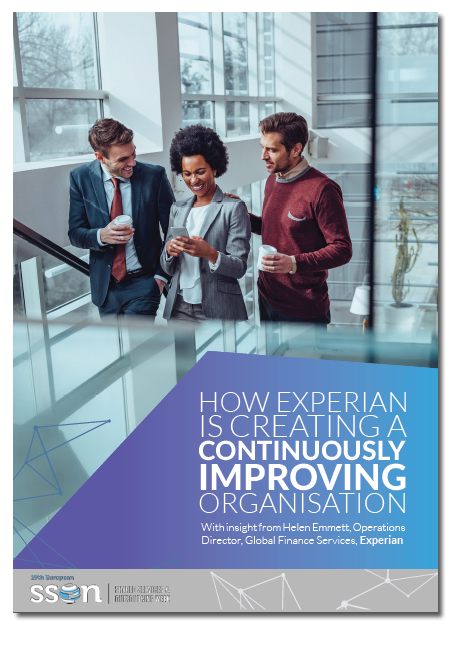 How Experian is creating a Continuously Improving Organisation