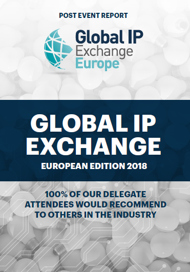 2018 Global IP Exchange Post Event Report