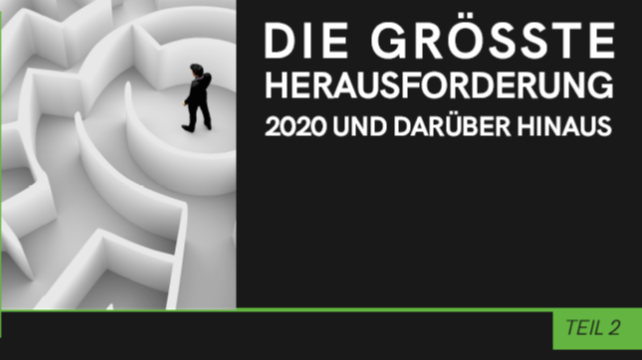 Interviews: Die größten Herausforderungen der Energiewirtschaft 2020