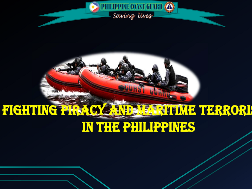 Fighting Piracy And Maritime Terrorism In The Philippines