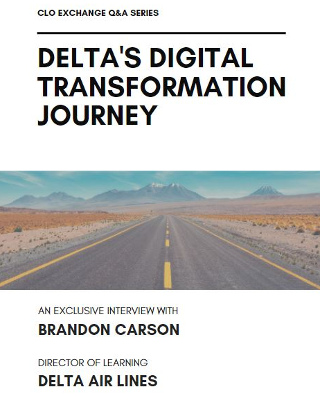 NEW! CLO Series Q&A: Delta's Digital Transformation Journey