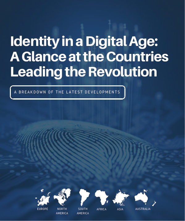 Market Report: A Glance at the Countries Leading the Biometrics Revolution