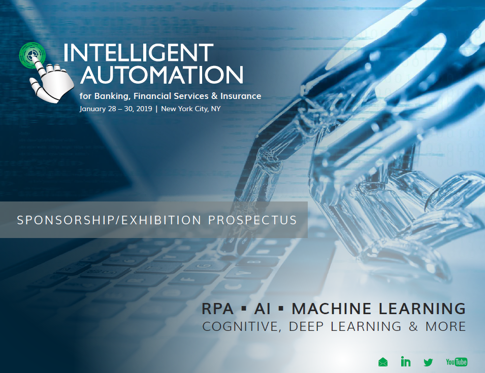Intelligent Automation for BFSI Sponsorship Prospectus