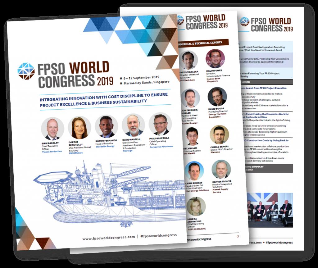 FPSO World Congress Brochure