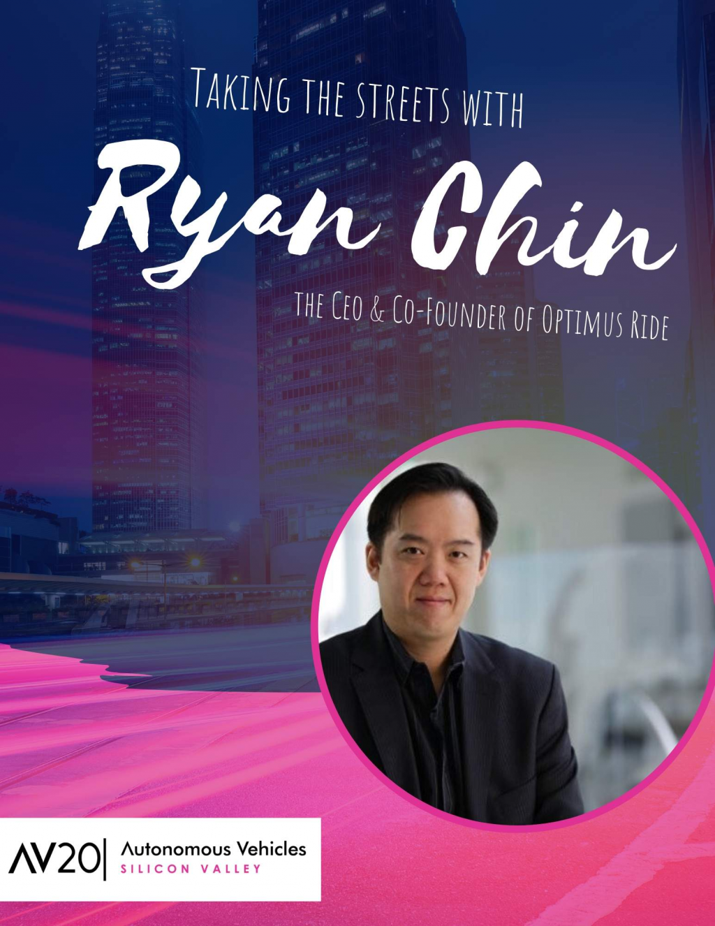 Taking the Streets with Dr. Ryan Chin