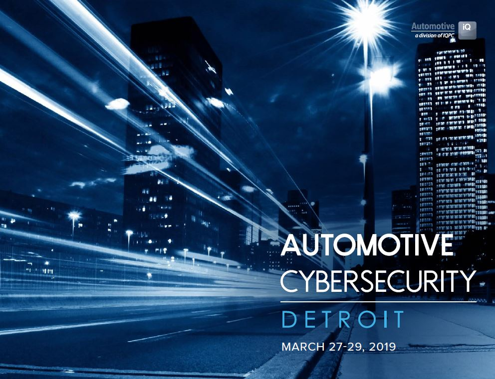Automotive Cybersecurity 2019 Event Guide