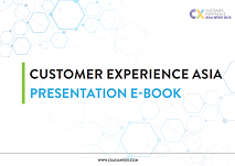 Customer Experience Asia Presentation E-book