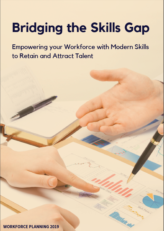 Bridging the Skills Gap: Empowering your Workforce with Modern Skills to Retain and Attract Talent