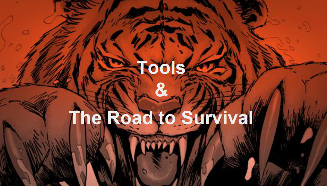 Tools & The Road To Survival - Christopher Whittington, Scopely